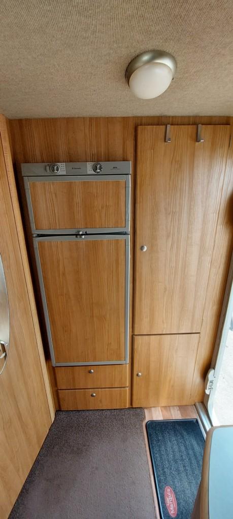 Autocruise Wentworth 2006 (06) 15