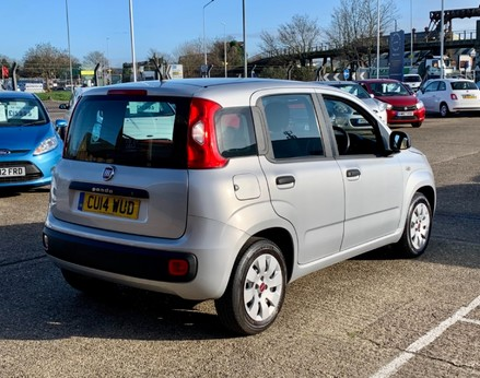 Fiat Panda POP 8