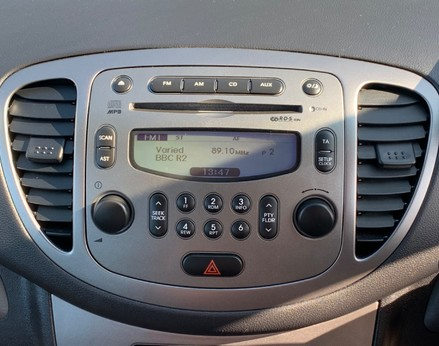 Hyundai I10 STYLE 21