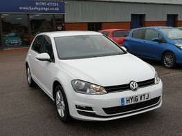 Volkswagen Golf MATCH EDITION TSI BMT 6