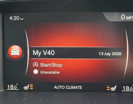 Volvo V40 D3 R-DESIGN NAV PLUS 25