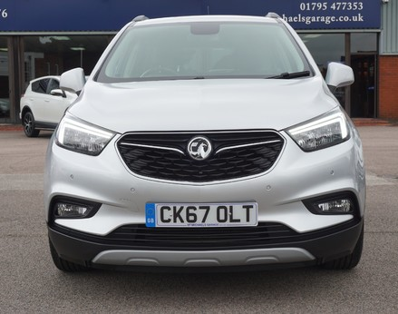 Vauxhall Mokka X ACTIVE S/S 5