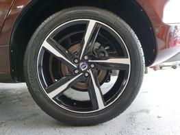 Volvo XC60 D5 R-DESIGN LUX NAV AWD 13