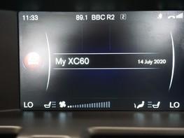 Volvo XC60 D5 R-DESIGN LUX NAV AWD 23