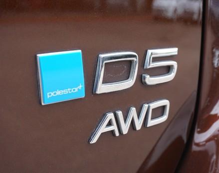 Volvo XC60 D5 R-DESIGN LUX NAV AWD 49