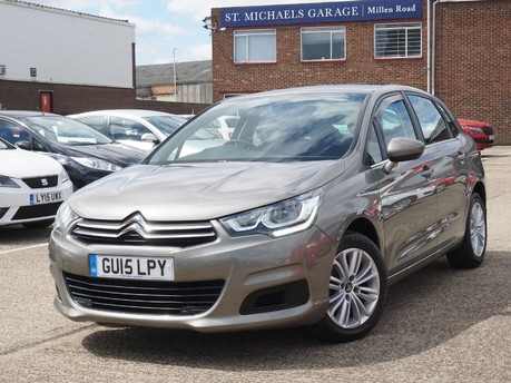 Citroen C4 BLUEHDI FEEL
