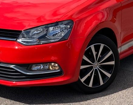 Volkswagen Polo BEATS 3