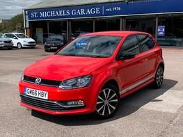 Volkswagen Polo BEATS 1