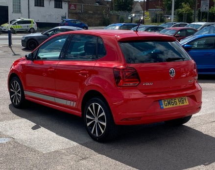 Volkswagen Polo BEATS 47