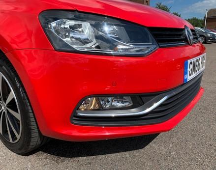 Volkswagen Polo BEATS 52