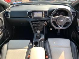 Kia Sportage CRDI GT-LINE 2