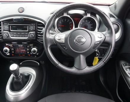 Nissan Juke ACENTA DIG-T 17
