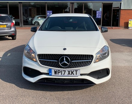 Mercedes-Benz A Class A 180 D AMG LINE EXECUTIVE 5