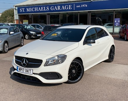 Mercedes-Benz A Class A 180 D AMG LINE EXECUTIVE 1