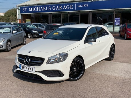Mercedes-Benz A Class A 180 D AMG LINE EXECUTIVE