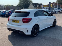 Mercedes-Benz A Class A 180 D AMG LINE EXECUTIVE 50