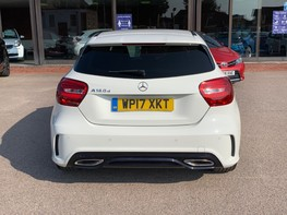 Mercedes-Benz A Class A 180 D AMG LINE EXECUTIVE 6