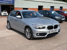 BMW 1 Series 118D SPORT 4