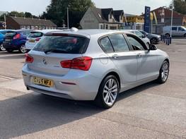 BMW 1 Series 118D SPORT 45
