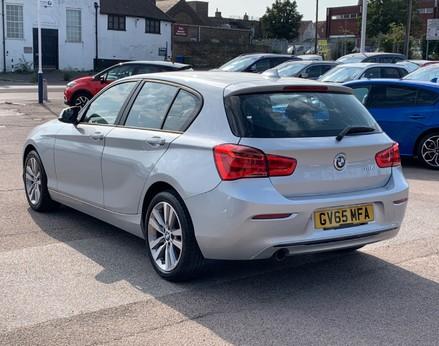 BMW 1 Series 118D SPORT 47