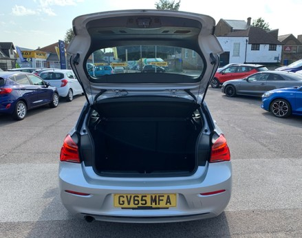 BMW 1 Series 118D SPORT 40
