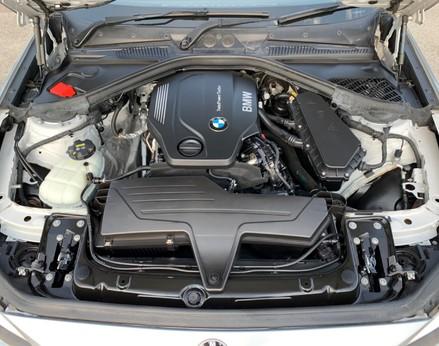 BMW 1 Series 118D SPORT 7