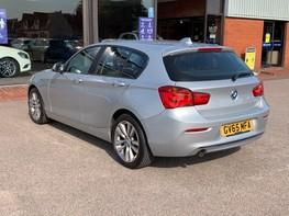 BMW 1 Series 118D SPORT 9