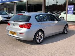 BMW 1 Series 118D SPORT 8