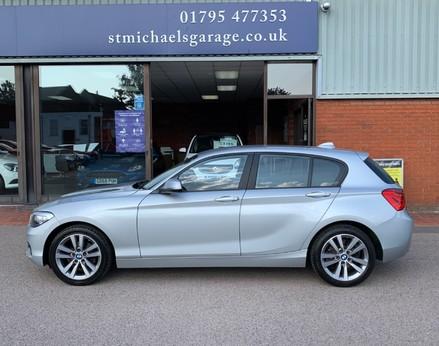 BMW 1 Series 118D SPORT 11
