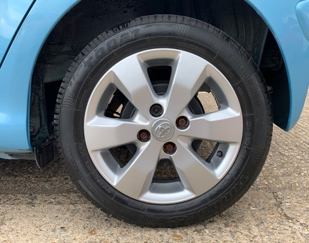 Toyota Aygo VVT-I MOVE WITH STYLE MM 14