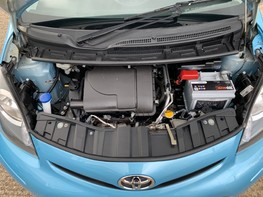 Toyota Aygo VVT-I MOVE WITH STYLE MM 7