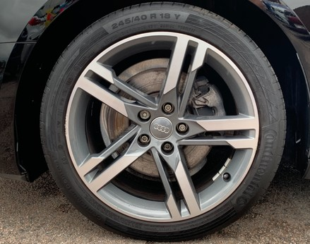Audi A4 1.4 TFSI S-LINE (148 BHP) 14