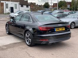 Audi A4 1.4 TFSI S-LINE (148 BHP) 54