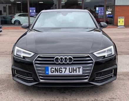 Audi A4 1.4 TFSI S-LINE (148 BHP) 5