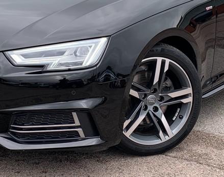 Audi A4 1.4 TFSI S-LINE (148 BHP) 3