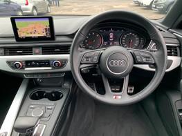 Audi A4 1.4 TFSI S-LINE (148 BHP) 18