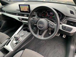 Audi A4 1.4 TFSI S-LINE (148 BHP) 17