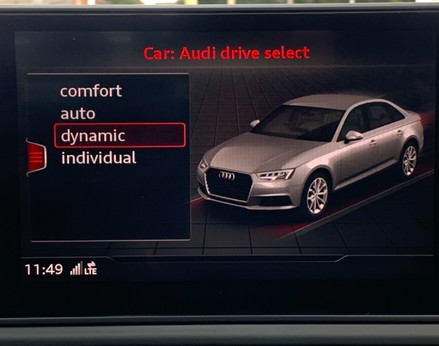 Audi A4 1.4 TFSI S-LINE (148 BHP) 29