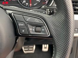 Audi A4 1.4 TFSI S-LINE (148 BHP) 40