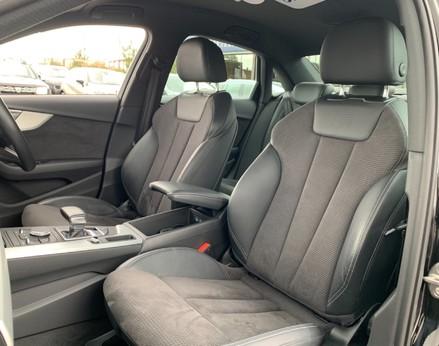 Audi A4 1.4 TFSI S-LINE (148 BHP) 48