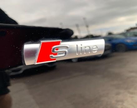 Audi A4 1.4 TFSI S-LINE (148 BHP) 57