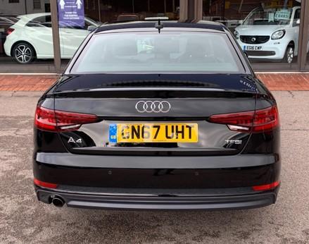 Audi A4 1.4 TFSI S-LINE (148 BHP) 6