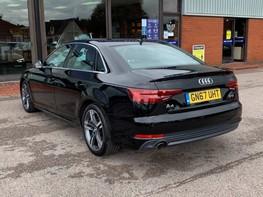 Audi A4 1.4 TFSI S-LINE (148 BHP) 9