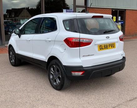 Ford Ecosport ZETEC 9