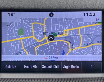 Vauxhall Insignia GRAND SPORT SRI NAV 24