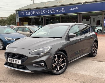 Ford Focus ACTIVE X 1