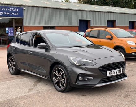 Ford Focus ACTIVE X 4