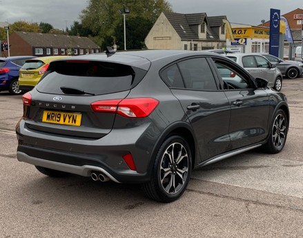 Ford Focus ACTIVE X 62