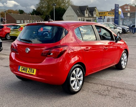 Vauxhall Corsa ENERGY 48