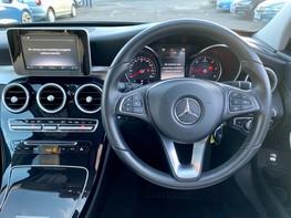Mercedes-Benz C Class C250 D SPORT 18